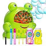 Best Bubble Machine For Kids - FOOZZILLA Bubble Machine for Kids - Portable Durable Review