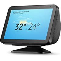 Echo Show 8 Adjustable Stand - Black