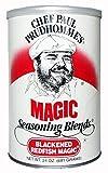 chef pauls blackened seasoning - Chef Paul Blackened Redfish Magic Seasoning, 24-Ounce Canisters (Pack of 2)