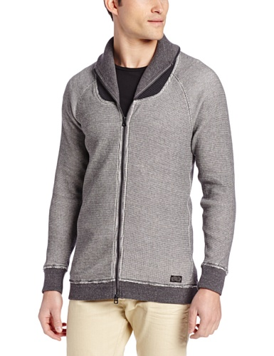 Diesel Men's Sylvestre Sweater,  Cold Stone, X-Large by Diesel