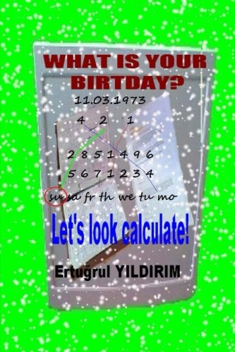 What Is Your Birthday?: Let's Look Calculate! (1500922250) Amazon Price History, Amazon Price Tracker