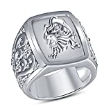 TVS-JEWELS Round Cubic Zirconia Astrology Leo Zodiac Sign - Best Reviews Guide