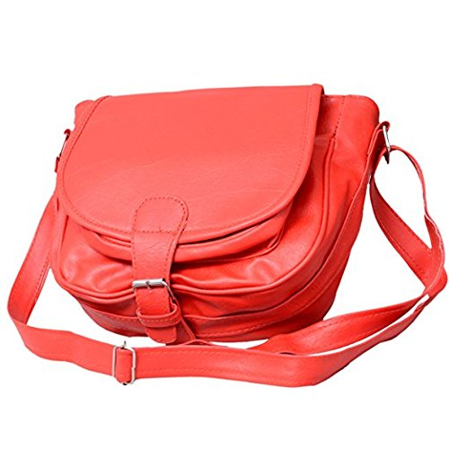DICE Fancy Stylish Elegance Fashion Sling Side Bag for Women   Girls(red)   Amazon.in  Shoes   Handbags 6345e6f8fc5f2