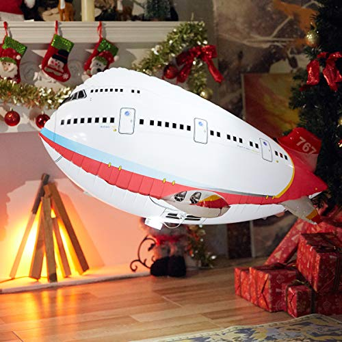 Next Deal Shop LED Remote Control Airplane Balloon