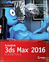 Autodesk 3ds Max 2016 Essentials Front Cover