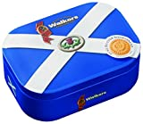 Walkers Shortbread Saltire Shortbread Rounds Tin, Scottis,...