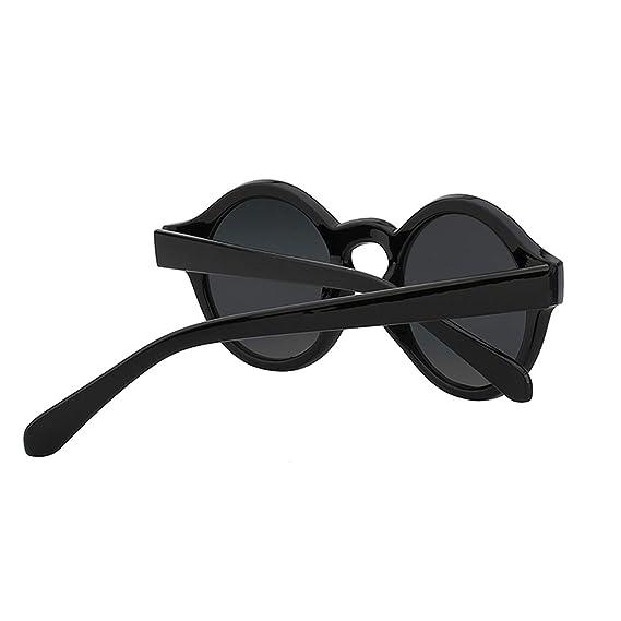 Amazon.com: Bnialaed Round Circle Sunglasses Women Retro ...