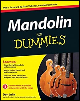 Mandolin For Dummies: Amazon.es: Don Julin, Scott Tichenor: Libros en idiomas extranjeros