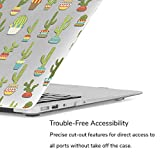 GMYLE Plastic Pattern Hard Case for MacBook Air 13
