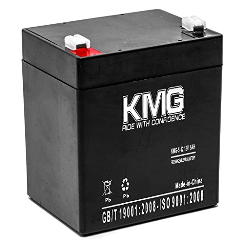 KMG 12V 5Ah Replacement Battery for Arjo-Century 5050A 600 700.16200 EZ LIFT