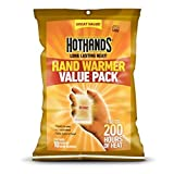 HotHands Hand Warmers - Long Lasting Safe Natural Odorless Air Activated...