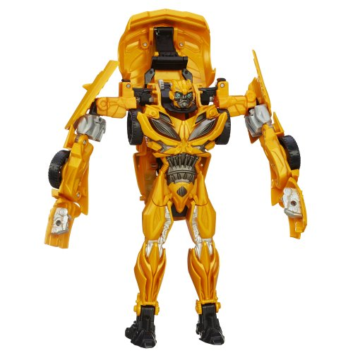 Transformers Age of Extinction Flip and Change Bumblebee Figure (Transformers Age Of Extinction Bumblebee Toy)