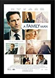 A Family Man 28x36 Large Black Wood Framed Movie Poster Art Print
