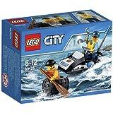 レゴ (LEGO) シティ タイヤで脱走 60126