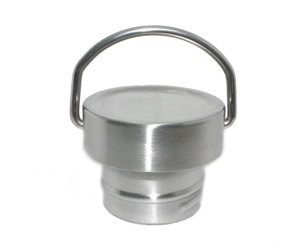 TOPOKO mit auslaufsicherer Twisted Gap Hydro Fläschchen kompatibel Vakuum Isoliert doppelwandig Edelstahl Wasser Flasche, Standard Mund