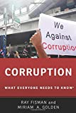 Corruption: What Everyone Needs to Know®