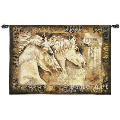 Fine Art Tapestries ''Messengers of Spirit'' Wall Tapestry