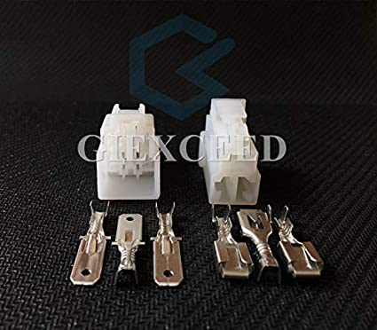 Amazon.com: 5 Sets 6070-3481 6070-3471 Auto Wire Harness Connector on auto cable connectors, auto hose connectors, auto wiring relays, automotive quick disconnect connectors, auto battery connectors, wire connectors, auto antenna connectors, auto electrical connectors, auto sensor connectors, auto exhaust connectors, auto wiring clips, car wiring connectors, auto frame connectors, auto speaker connectors, auto fuel line connectors, vehicle wiring connectors, auto wiring accessories, waterproof 12v connectors,