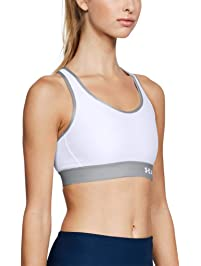 ea4cef7f91160 Under Armour Women s Armour Mid Keyhole Sports Bra