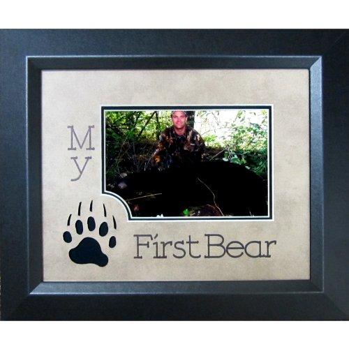 My First Bear Photo Frame