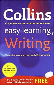 Book Easy Learning Writing (Collins Easy Learning English) by Collins Dictionaries (2010)