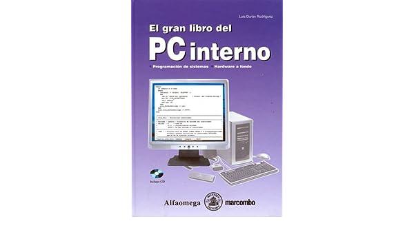 Hardware a Fondo (Spanish Edition): Duran, Luis, Alfaomega Grupo Editor: 9789701512470: Amazon.com: Books
