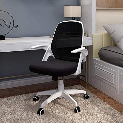 Fauteuil Président Ordinateur, Accueil Chaire d'étude étude de l'élève Télésiège Bureau Confort chaise pivotante 60 * 50 * 91cm Chaise tabouret