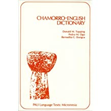 Chamorro-English Dictionary