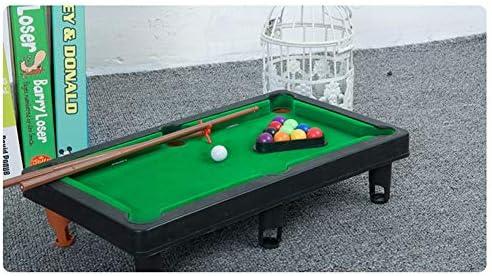 1 juego de mesa Mini piscina Pequeño determinado juegos de billar ...