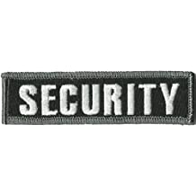 KM Outfitters® (Security - Black & White) Patch