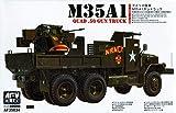 truck 1 35 - M-35A1 Vietnam Multiple Gun Truck 1-35 AFV Club
