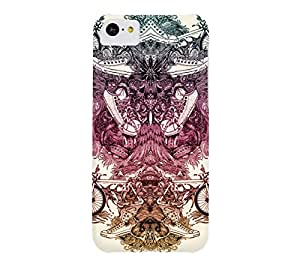 bicicleta. iPhone 5c Cosmic latte Barely There Phone Case - Design By Humans