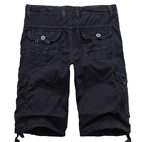iLoveSIA Short Cargo homme-Short à séchage rapide Quick-dry Pantalon de sport d'été