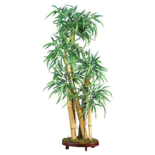 Nearly Natural 4 ft. Chinese Style Bamboo Silk Tree by Nearly Natural