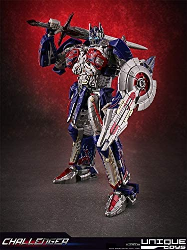 Unique Toys Transformers UT R-02 Cavaliere OPTIMUS PRIME challenger Action Figure