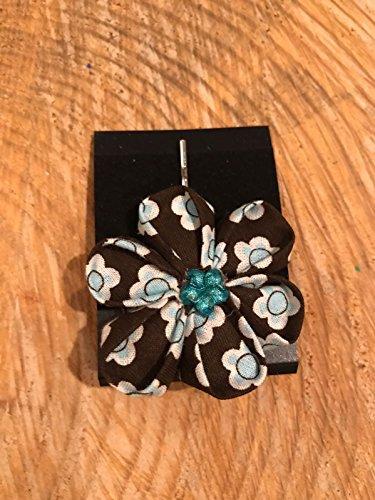 Hair clip - Handmade - Flower (009 Clips)