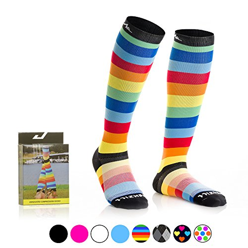 NEWZILL Compression Socks 20 30mmHg Women