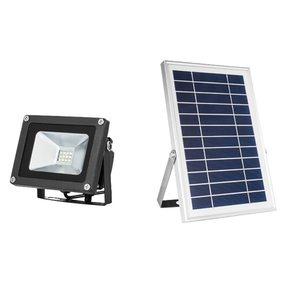 P12cheng, lampada a energia solare, luce da giardino per esterni, impermeabile, a energia solare, 12 LED, lampada di sicurezza per casa e giardino