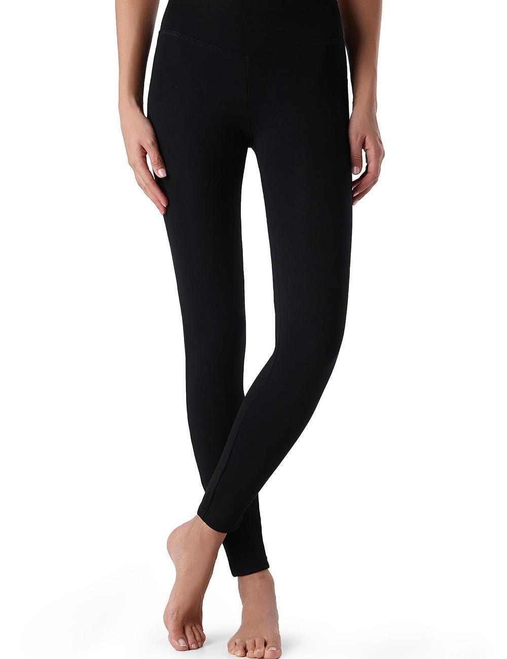 Calzedonia Womens Thermal Total Shaper Leggings