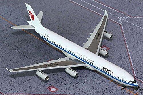 - Gemini200 Air China A340-300 Die Cast Aircraft (1:200 Scale)