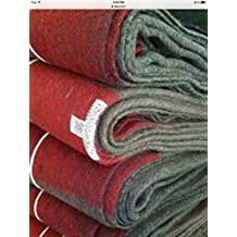 Swiss Army Reproduction Wool Blanket 60 x 84 by Swiss Link