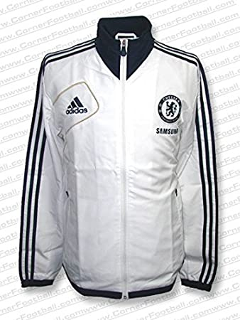 adidas - Chelsea Chandal PRESENTACION B 12/13 Hombre Color: White ...