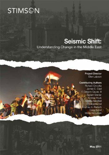 Seismic Shift: Understanding Change in the Middle East
