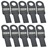 Versa Tool FB10F 20mm Stainless Steel Saw Blade Fits Fein Supercut Oscillating Tool (10 Pack)