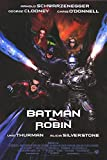 "Batman and Robin - Authentic Original 27"" x Review and Comparison"