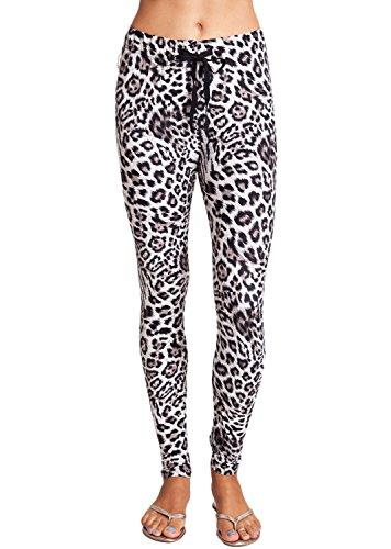 Velour Fashion Leggings - 2