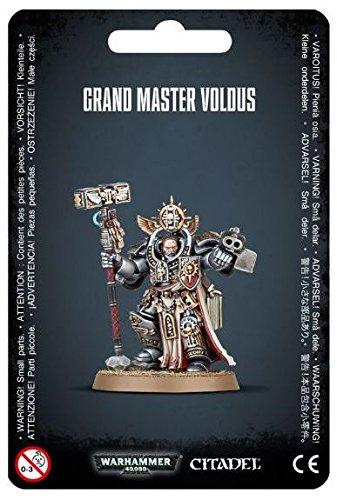 Warhammer 40K Grey Knights Grand Master (Grand Oasis)