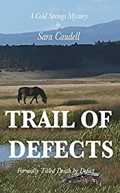 Trail of Defects (Cold Springs Mysteries Book 3)