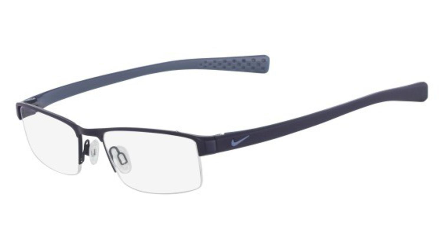 Eyeglasses NIKE 8095 400 SATIN BLUE/OCEAN FOG