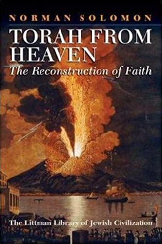 Torah from heaven the reconstruction of faith littman library of torah from heaven the reconstruction of faith littman library of jewish civilization norman solomon 9781906764135 amazon books fandeluxe Images